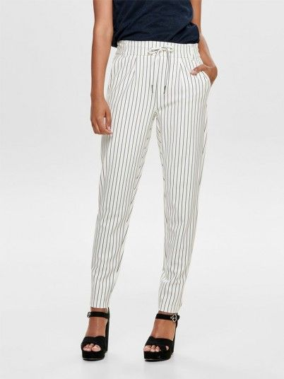 Trousers Women White Only 15176615