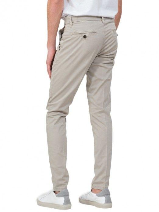 Pantalones Hombre Gris Antony Morato Mmtr00496fa800109 Mellmak