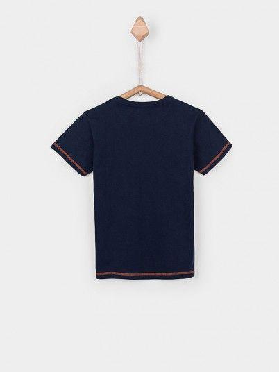 T-Shirt Menino Malik Tiffosi