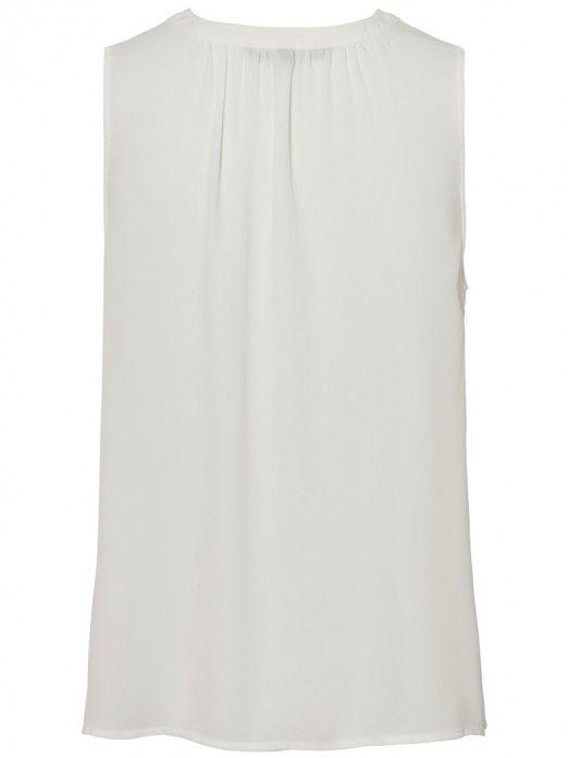 Top Mujer Blanco Vero moda 10212043