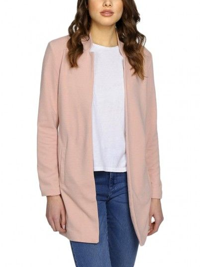 Chaqueta Mujer Rosa Only 15169064