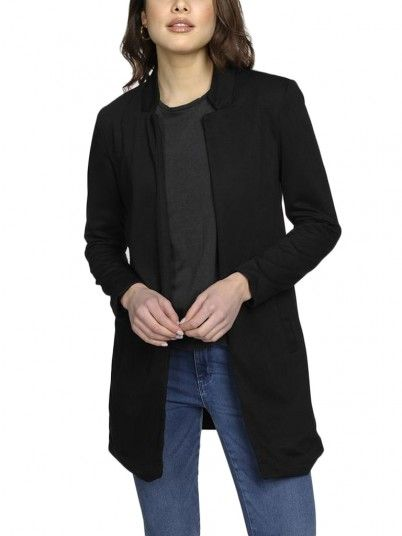 Chaqueta Mujer Negro Only 15169064
