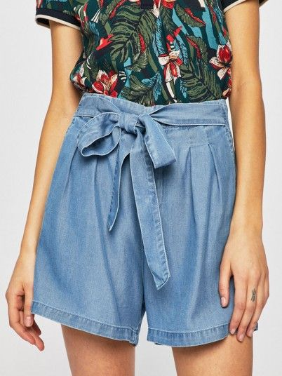 Shorts Woman Jeans Vero Moda