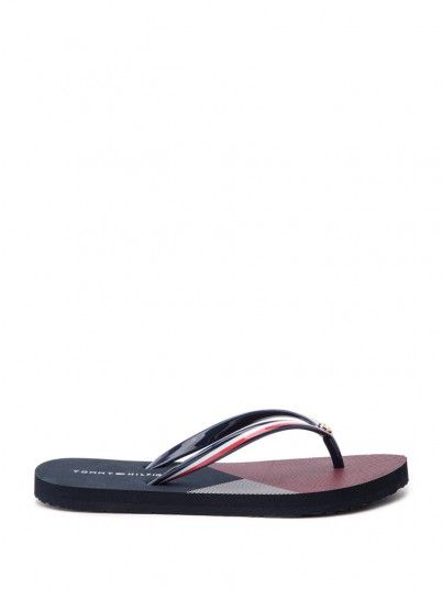 CHINELO MULHER BEACH TOMMY JEANS