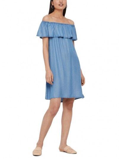 Vestidos Mujer Ganga Vero moda 10209512