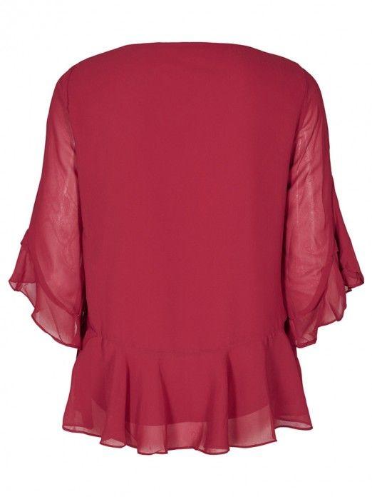 Blusa Mulher Alva Vero Moda