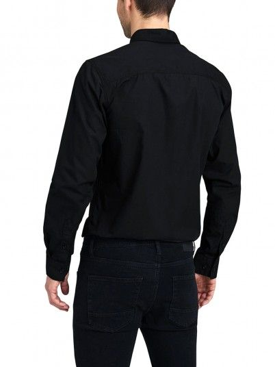 Shirts Men Black Produkt 12130071
