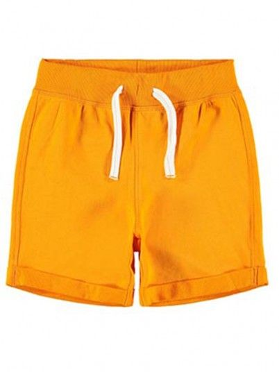 Shorts Boy Orange Name It