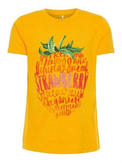 T-Shirt Menina Sigrid Name It