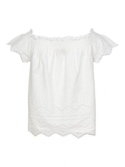 Shirt Girl White Only
