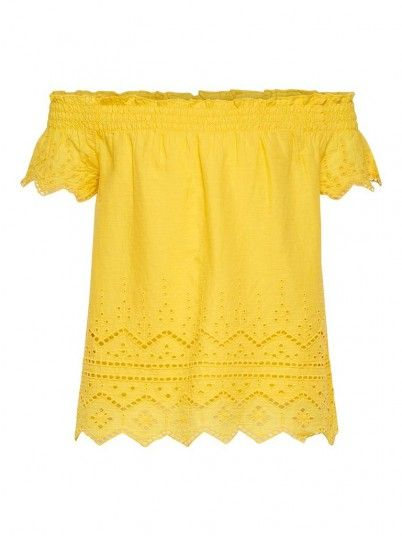 Shirt Girl Yellow Only