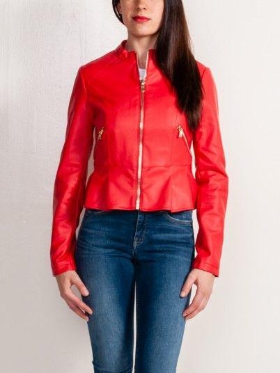Chaqueta Mujer Rojo Fracomina FR19SP700