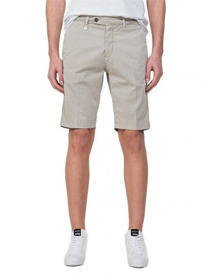Pantalones cortos Hombre Beige Antony Morato MMSH00141FA800109
