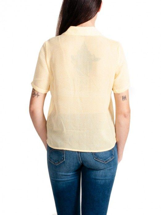 Camisa Mulher Dotty Vero Moda