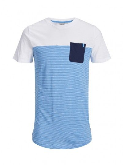 T-Shirt Menino Cosect Jack Jones
