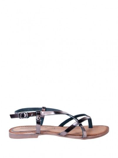 Sandals Woman Grey Gioseppo
