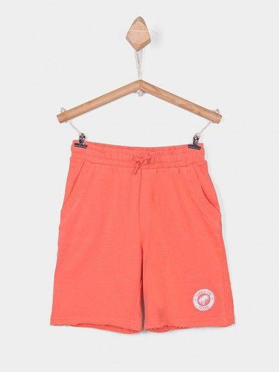 Shorts Boy Orange Tiffosi Kids