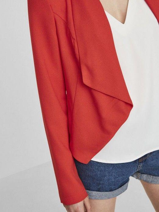 Blazer Mulher Sandie Vero Moda