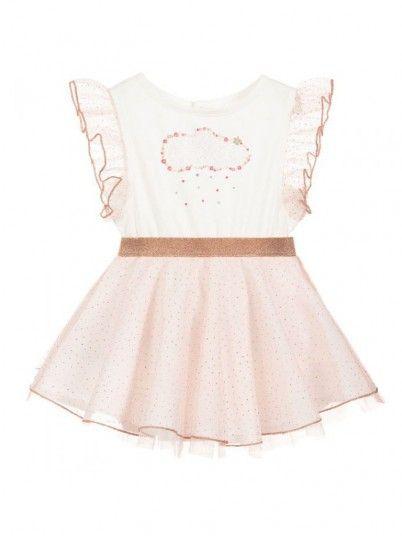 Vestidos Bebé Niña Rosa Claro Billie Blush U02232