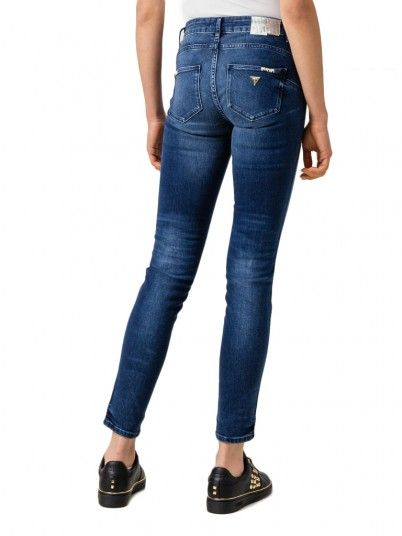 JEANS MULHER ULTRA CURVE GUESS