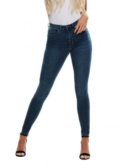 JEANS MULHER ROYA ONLY