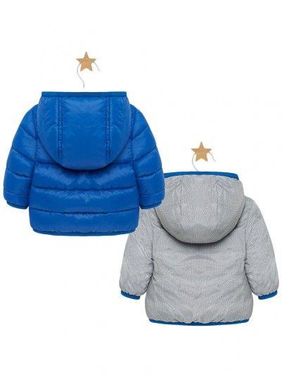 Blusão reversível bebé menino Mayoral