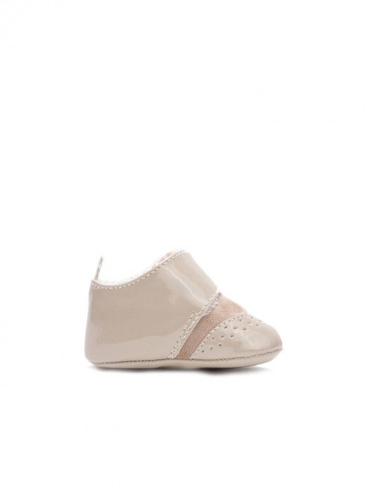 Sapatos brilho bebé recém nascido Mayoral