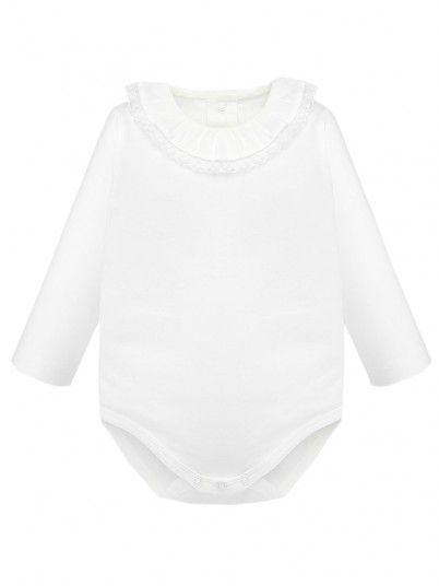 Body básico exterior bebé menina Mayoral