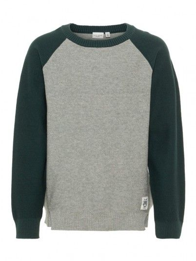 Knitwear Boy Grey Name It