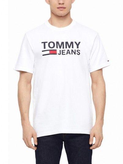 T-SHIRT HOMEM CLASSICS TOMMY JEANS