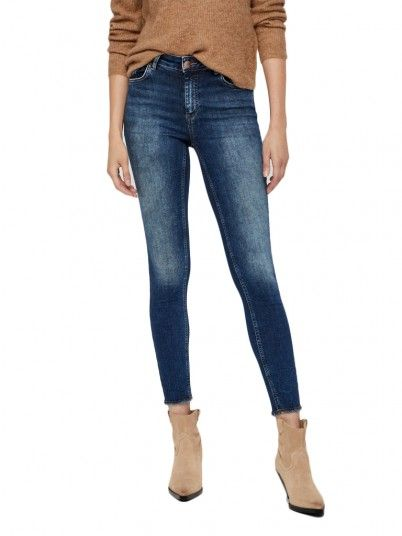 JEANS MULHER BLUSH  ONLY