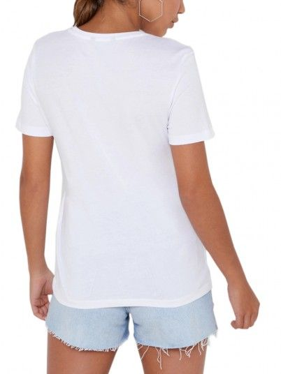 T-Shirt Mulher Lisa Only
