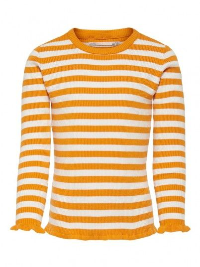 Knitwear Girl Mustard Only