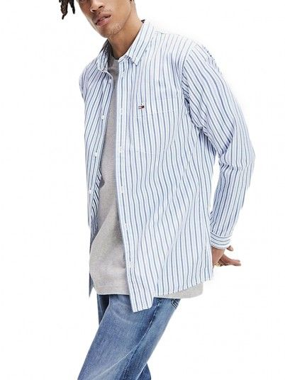 CAMISA HOMEM CLASSICS TOMMY JEANS
