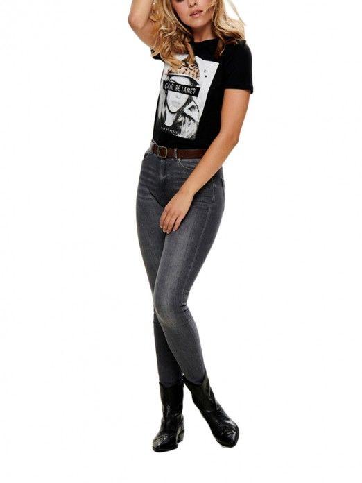 T-Shirt Mulher Jonna Only