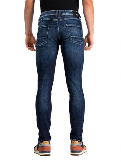 Jeans Homem Finsbury Pepe Jeans