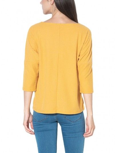 Knitwear Woman Yellow Vero Moda