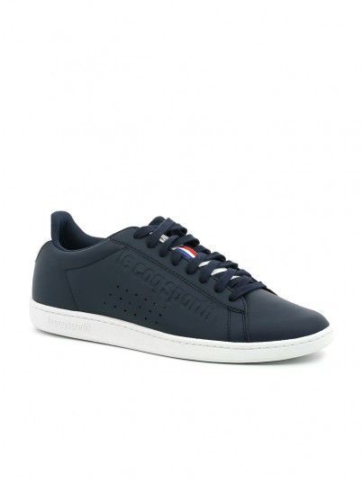 Sneaker Men Navy Blue Lecoq Sportif 1910277