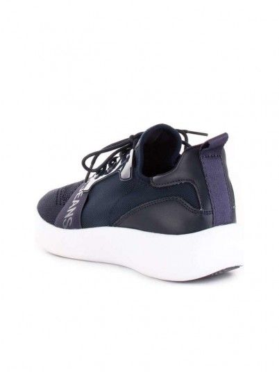 Sneaker Men Navy Blue Calvin Klein SE8596