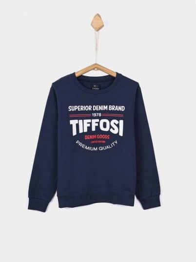 SWEATSHIRT MENINO THOMAS TIFFOSI