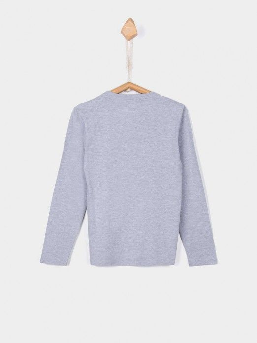 Sweatshirt Boy Grey Tiffosi Kids