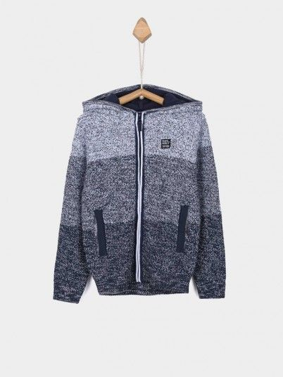 Jacket Boy Grey Tiffosi Kids