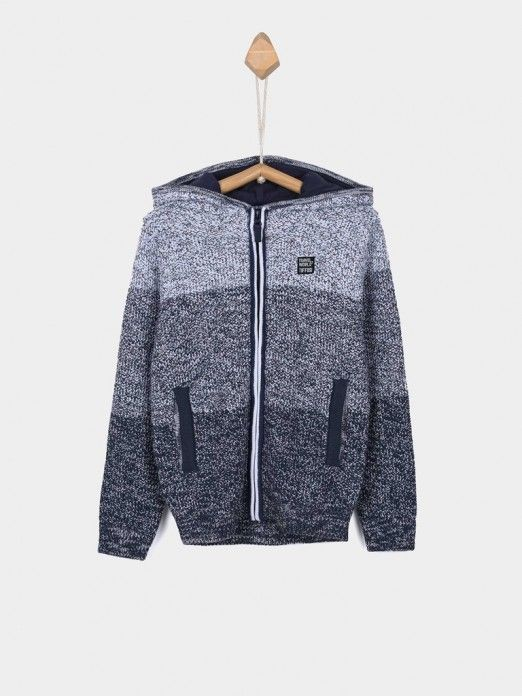 Jacket Boy Grey Tiffosi Kids