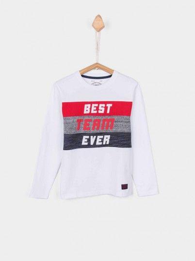 Sweatshirt Menino Paulo Tiffosi