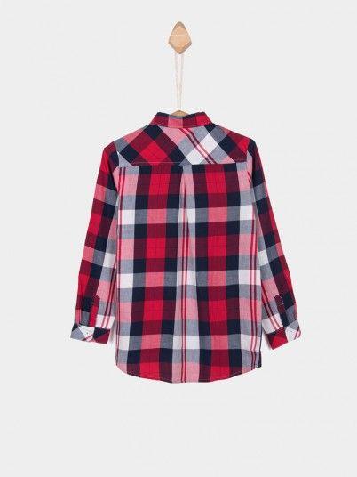 Camisa Menina Daphne Tiffosi
