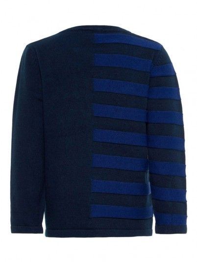 Knitwear Boy Navy Blue Name It