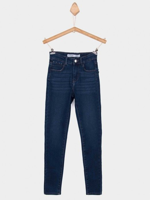 Jeans Girl Dark Jeans Tiffosi Kids