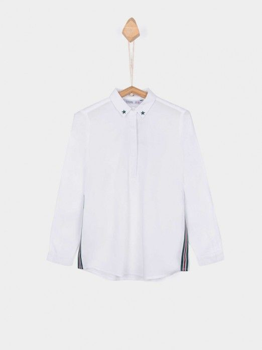 Camisa Menina Suria Tiffosi