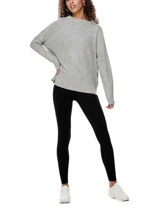 Knitwear Woman Grey Only
