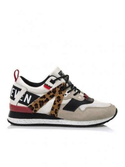 Sneakers Woman Leonel Multicolor Sixty Seven